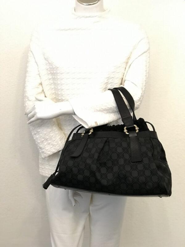 Tasche Emporio Armani schwarz