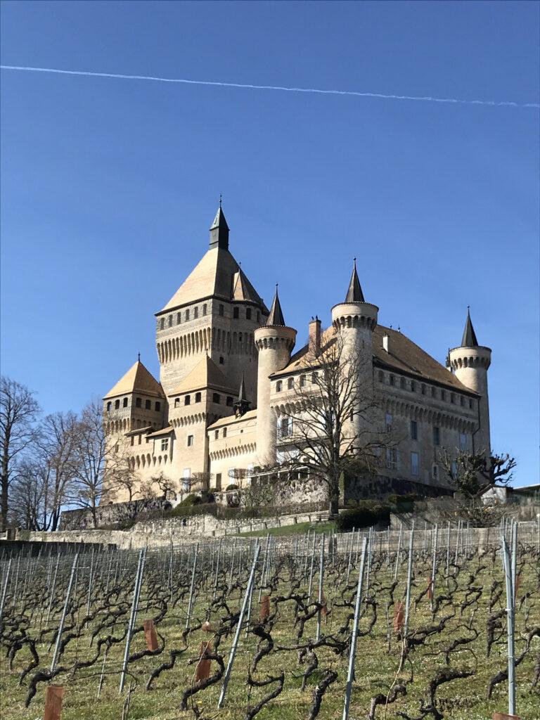 Vufflens-le-Château