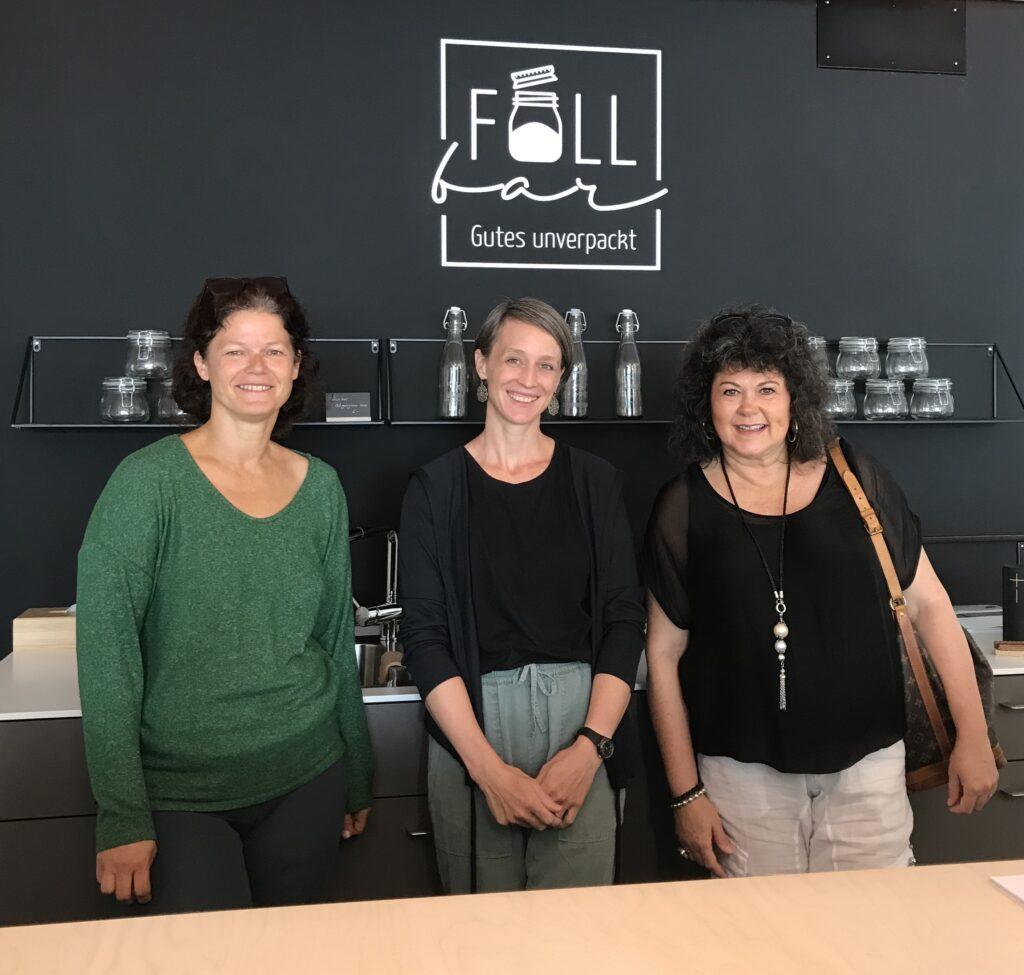 Natalie Bino, Lis Schneider, Monique Leber