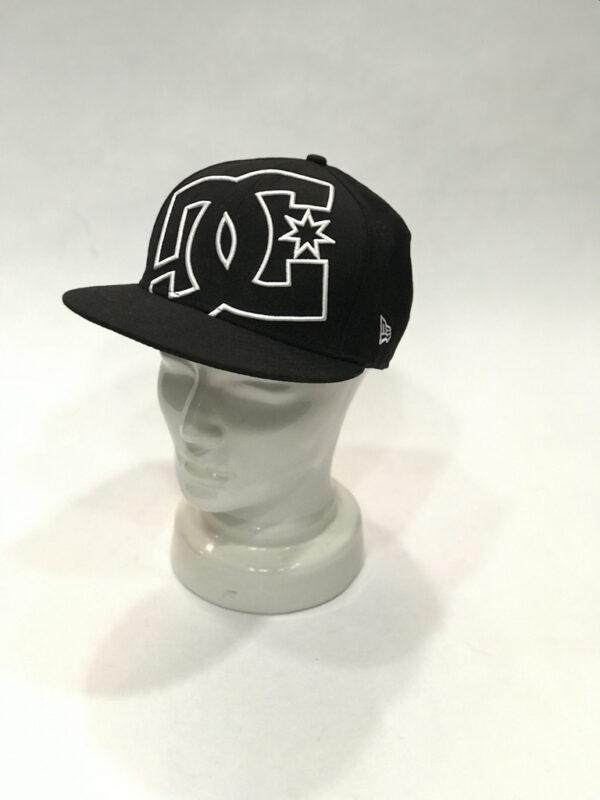 Baseball Cap DC schwarz