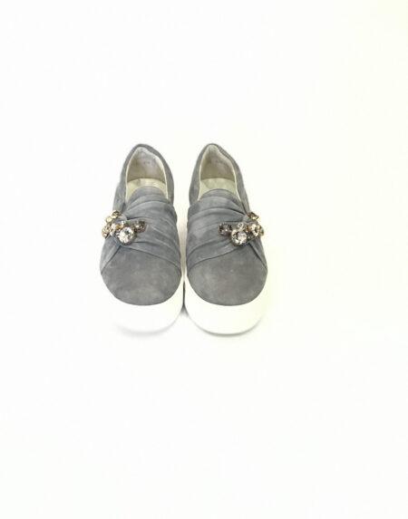 Schuhe Schuhe Kennel & Schmenger Wildleder iceblau