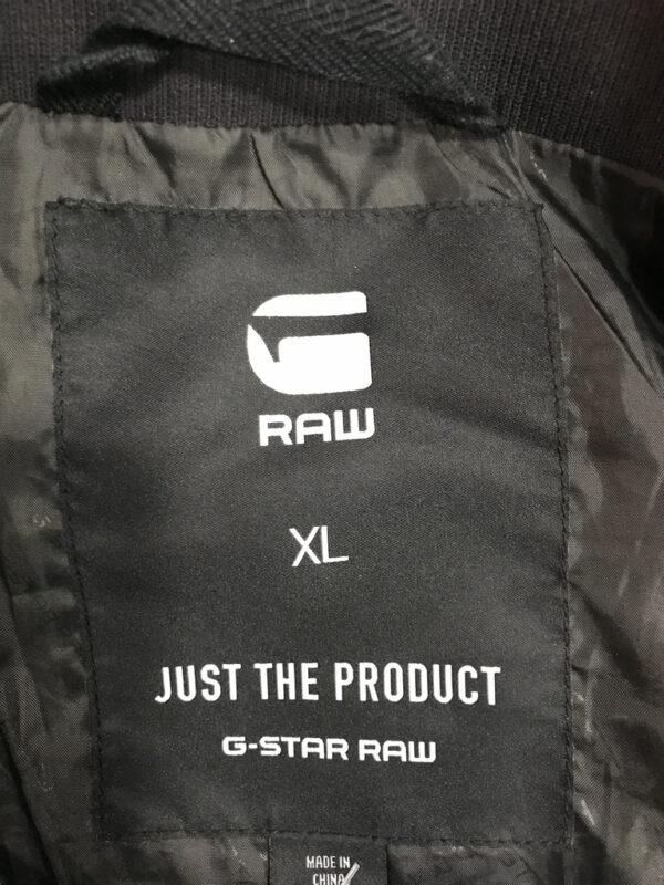 Jacke G-Star Raw schwarz