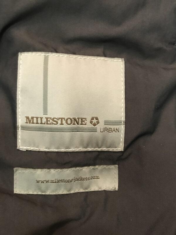 Jacke Millestone braun Grösse XL