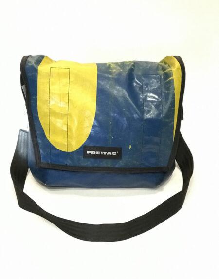 Tasche Freitag Freitag Dexter blau/gelb
