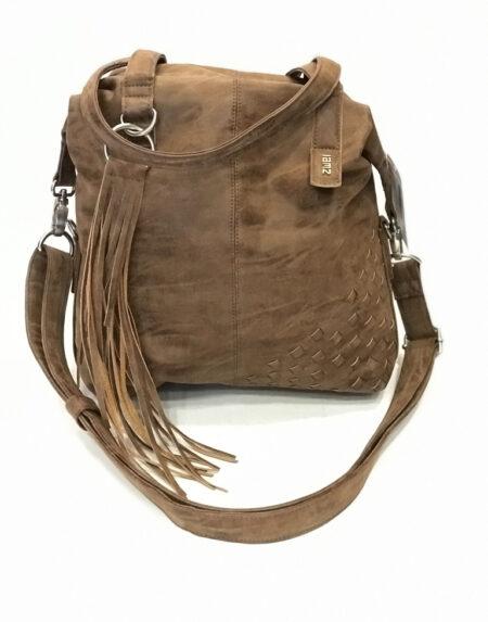 Tasche Zwei braun