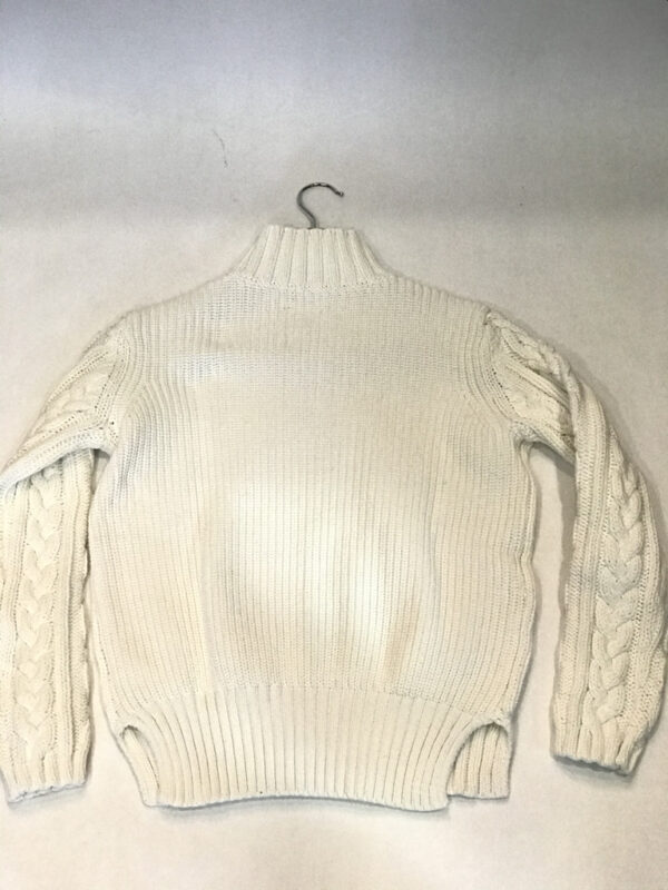 Pullover Marc O'Polo Strick weiss Grösse S