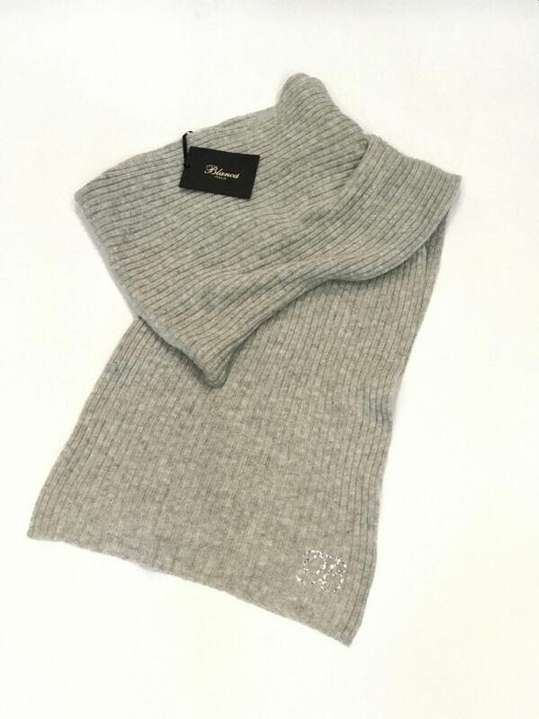 Strickschal Blanca Fashion grau