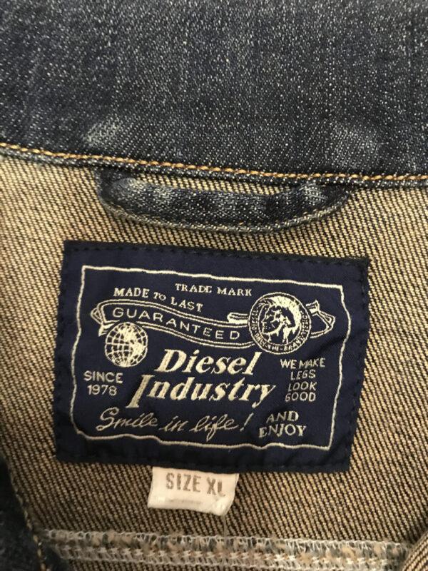 Jeansjacke Diesel denim Grösse XL