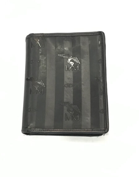 Portemonnaie Maison Mollerus schwarz