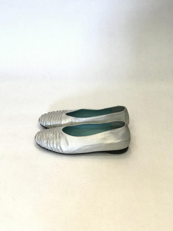 Schuhe Thierry Rabotin silber Grösse 37