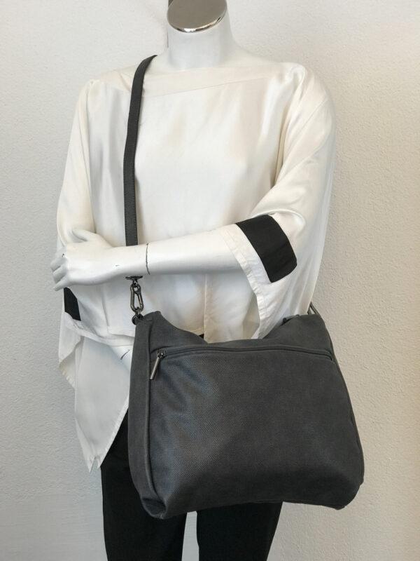 Tasche Suri Frey Kunstleder grau