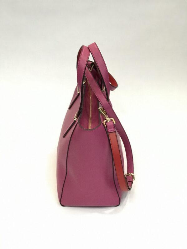 Tasche Guess Leder pink