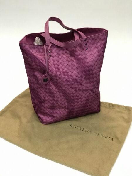 Tasche Shopper Bottega Veneta lila