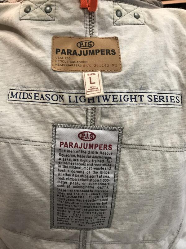 Jacke Para Jumpers khaki Grösse M/L