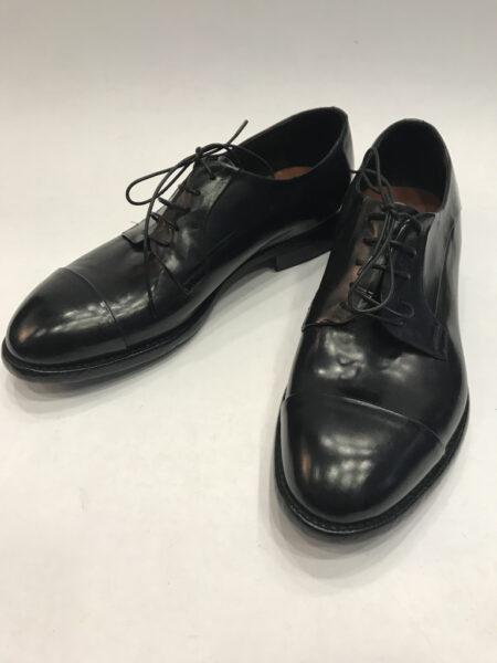 Schuhe Lemargo Leder schwarz, Grösse 39,5