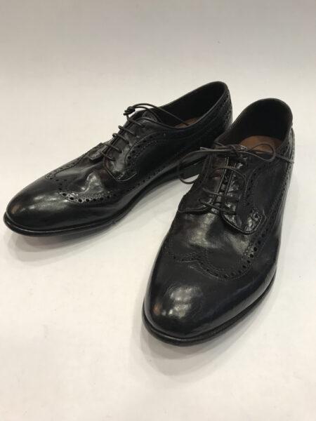 Schuhe Lemargo Leder schwarz