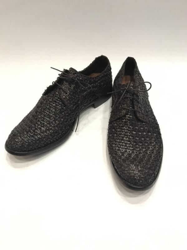 Schuhe Lemargo Leder braun, Grösse 45