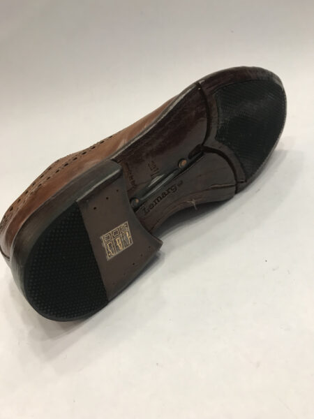Schuhe Budapester Lemargo Leder braun