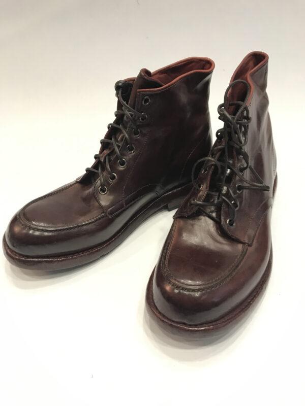 Boots Lemargo Leder braun